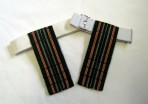 Flashes Military Piper also in Tartan or Plain Colours
