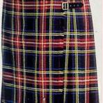 Ladies Deep  Pleated Skirt