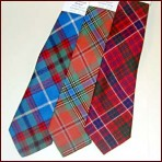 Tartan Krawatte