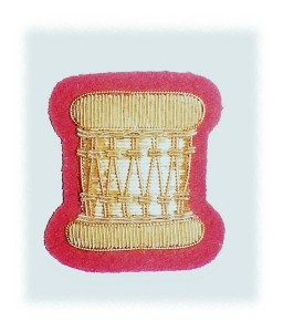 Drummers Badge