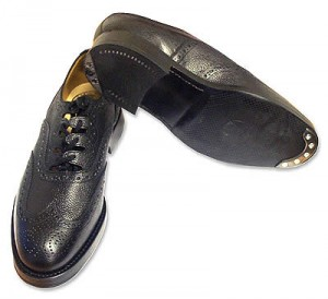 Scottish military Ghillie Brogues