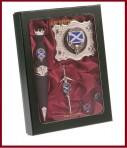 Gift Box  Sgian Dubh, Buckle,Pin,Cufflinks