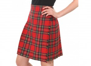Princess Kilted Skirt
