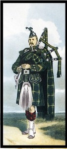 GORDON_HIGHLANDERS Full Plaid