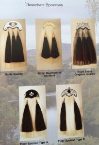 Hair Sporrans
