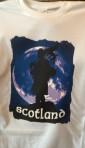 Midnight Piper   Tshirt   M-XXL 100% Cotton €12,00