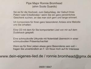 Ronny Bromhead 1
