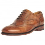 Day Brogue Black Or Brown 100% leather/Leder
