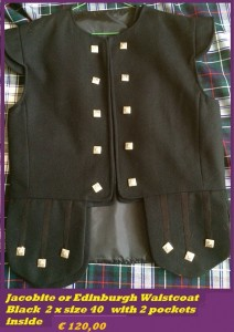 Waistcoat Chieftain Edinburgh 2