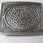 Knot Celtic Matt or Polished