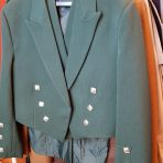 Prince Charlie and Vest Green   46L