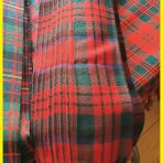 Pipers Plaid Mcduff (Military Cloth)  €240,00